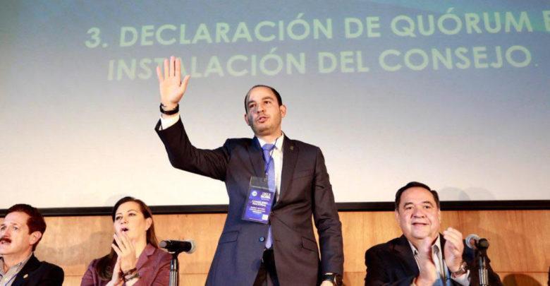 Acción Nacional, única alternativa de contrapeso de poder; exigiremos a AMLO que cumpla: Marko Cortés