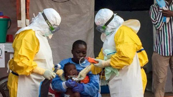 Letal brote de ébola se expande en el Congo