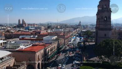 Cierra segunda semana de plantón con caos en centro de Morelia