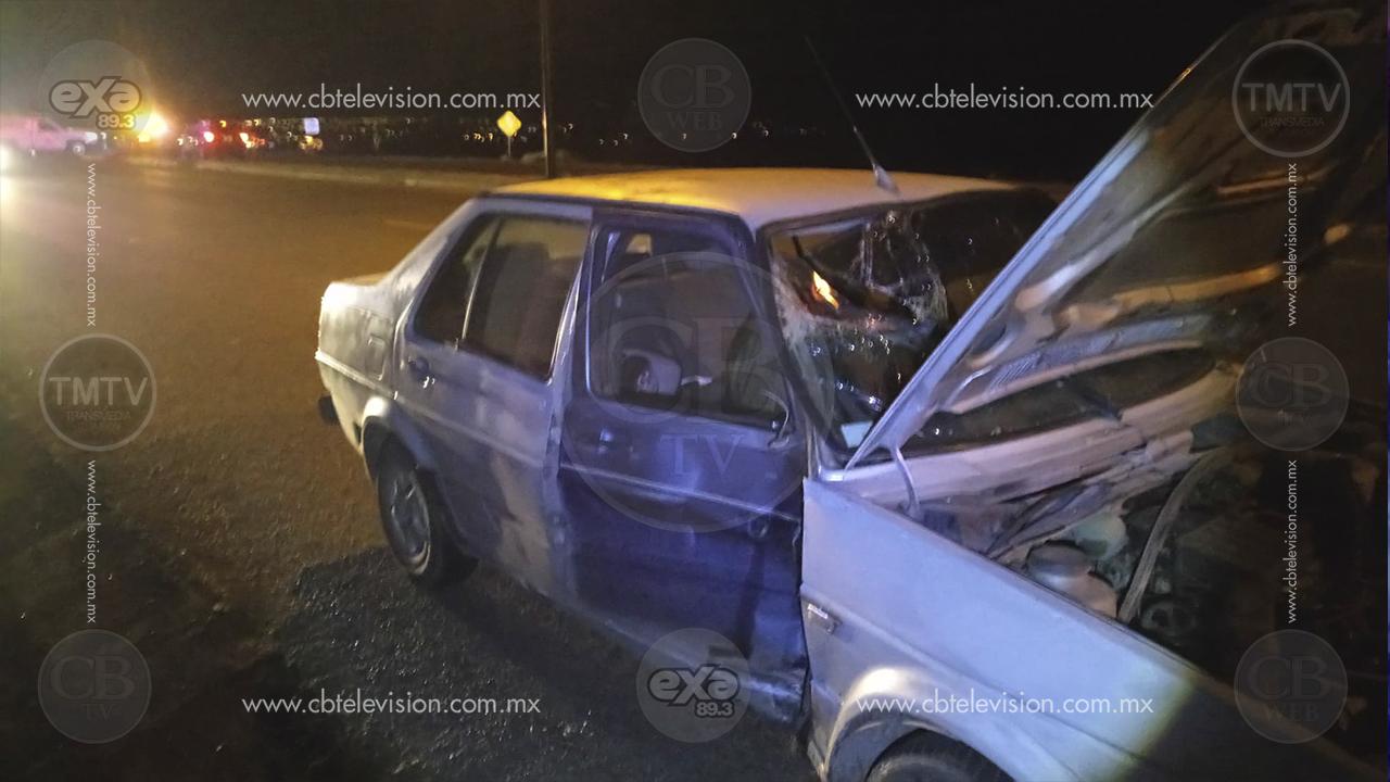 Muere motociclista en choque en Av. Madero Poniente, Morelia