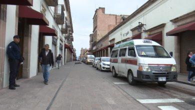 La intervención de la calle Valladolid que comenzó a finales del mes de julio recién