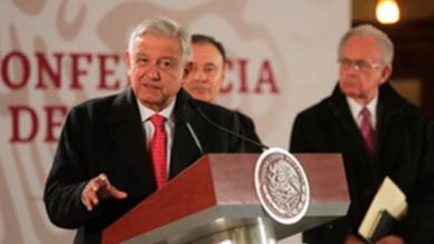 AMLO presenta fuentes oficiales de información sobre violencia e inseguridad en México
