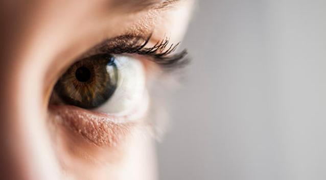 Derrame ocular no causa problema de visión