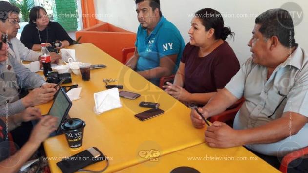 Por falta de pagos CNTE realiza paro en planteles costeños