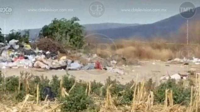 Tres de los 4 cadáveres hallados en basurero de Pénjamo eran vecinos de La Piedad