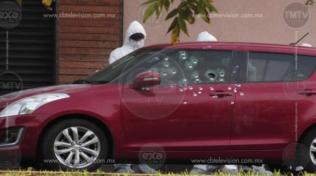 Asesinado en el Blvd. García de León estuvo detenido por el homicidio de un funcionario
