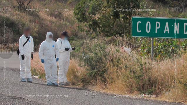 Era enfermera moreliana la mujer hallada asesinada en la región de Copándaro