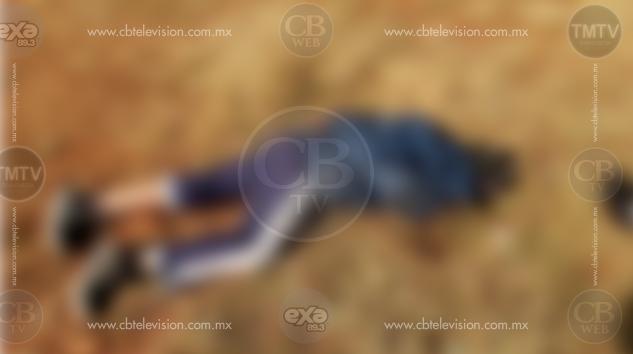 Asesinan a un joven y arrojan el cuerpo en Tzintzuntzan