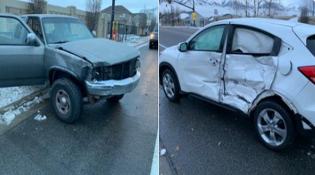 Realiza #BirdBoxChallenge mientras conducía y sufre accidente