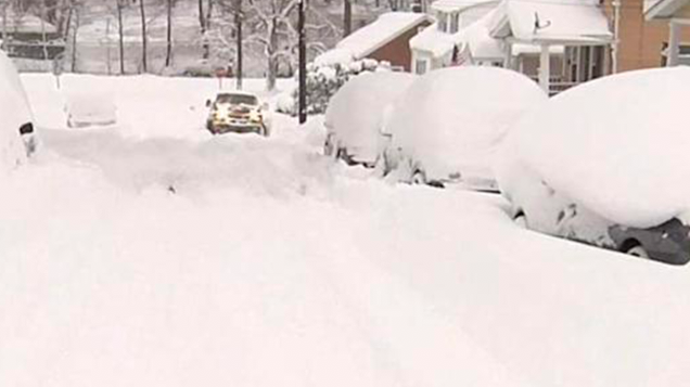 bfd2fcb8b24 Asciende a 21 los muertos por nevadas en Europa