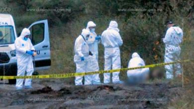 Lo asesinan a tiros en el municipio de Álvaro Obregón
