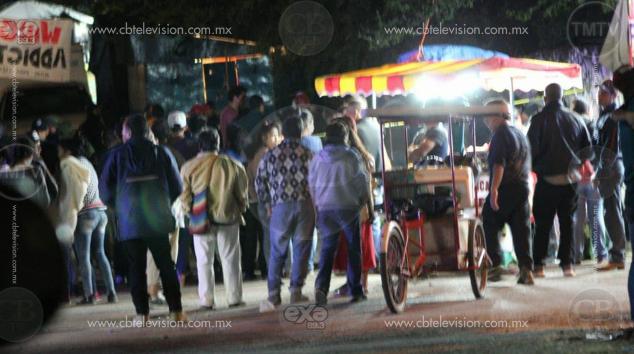 Fiesta de templo termina con 4 muertos y 3 heridos
