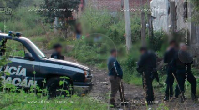 Hombre es acribillado a balazos en Santa Ana Amatlán
