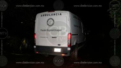 Comerciante es ultimado a tiros en Uruapan