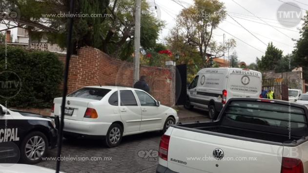 Asesinan a dos hermanos en Morelia