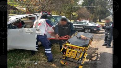 Automovilista sufre atentado y queda severamente herido, en Morelia