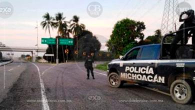 Policía Michoacán extrema vigilancia en Autopista Siglo XXI