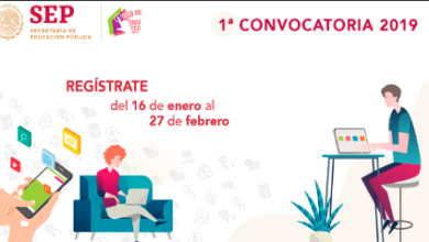 Publica SEP primera convocatoria 2019 para su servicio educativo Prepa en Línea-SEP
