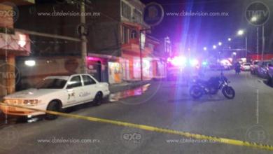 Atentado a balazos en cervecentro de Zitácuaro deja un muerto y un herido