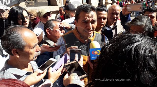 Tabla rasa a lideres sindicales y autoridades estatales: CNTE