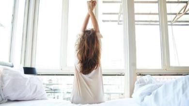 Personas madrugadoras se enferman menos