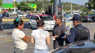 De diferentes lugares se trasladan a Lázaro Cárdenas, pues aquí no se presenta desabasto de combustible