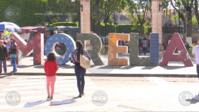 Último viernes de vacaciones decembrinas en Morelia