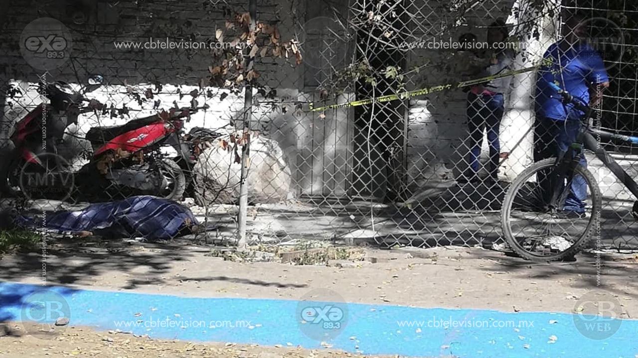 Indagan la muerte de un hombre en vía pública de Los Reyes