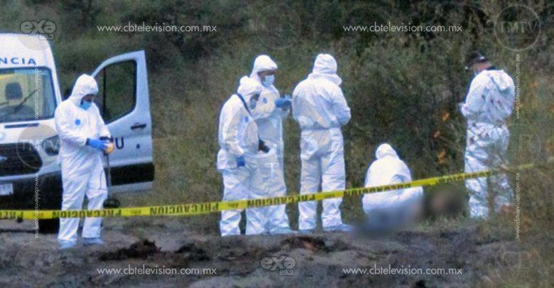 Encuentran a hombre asesinado a balazos en Álvaro Obregón