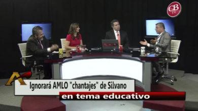 Alianza Multimedia: AMLO apoya al estado para resolver problema magisterial