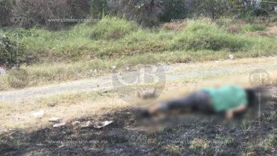 Localizan cadáver baleado en calles de Apatzingán