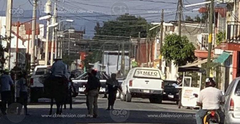 Encuentran cadáver con heridas de arma blanca en vivienda de Jacona