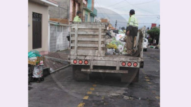 Morelia se inundará de basura