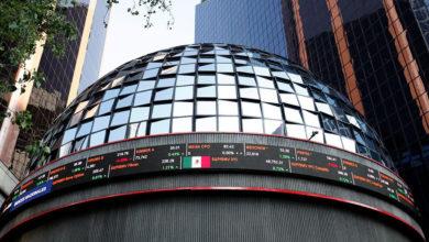 Bolsa Mexicana de Valores cerró con alza, registró una ganancia de 0.50%