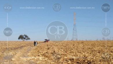 Joven se ahorca en torre de la CFE, en Indaparapeo