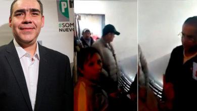 Después de amenazarla en su propia casa, alcalde priista demanda a ciudadana