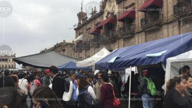 Mintió Gobierno en pago de primera quincena, acusa CNTE