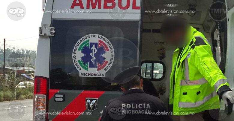 Asaltan y golpean a cuentahabiente después de retirar dinero en Morelia