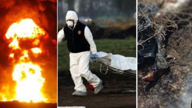 Hipótesis de cómo se originó la explosión en ducto de Hidalgo