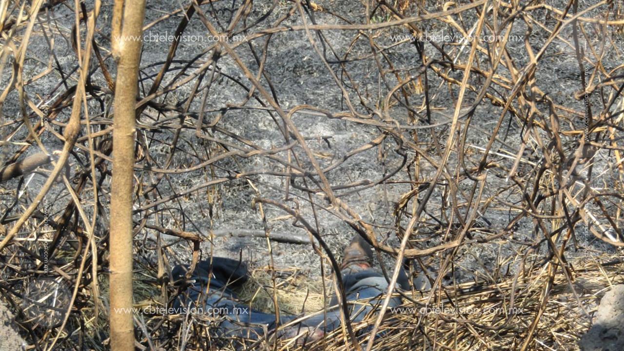 Cuerpo en avanzado estado de descomposición es encontrado en carretera de Zamora