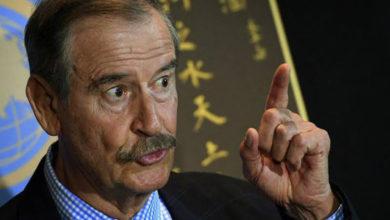 Vicente Fox afirma que en su sexenio no había huachicol ni existía esa palabra
