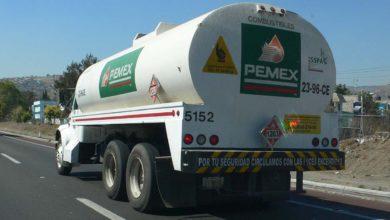 En Guanajuato, roban pipa con 25 mil litros de gasolina Magna
