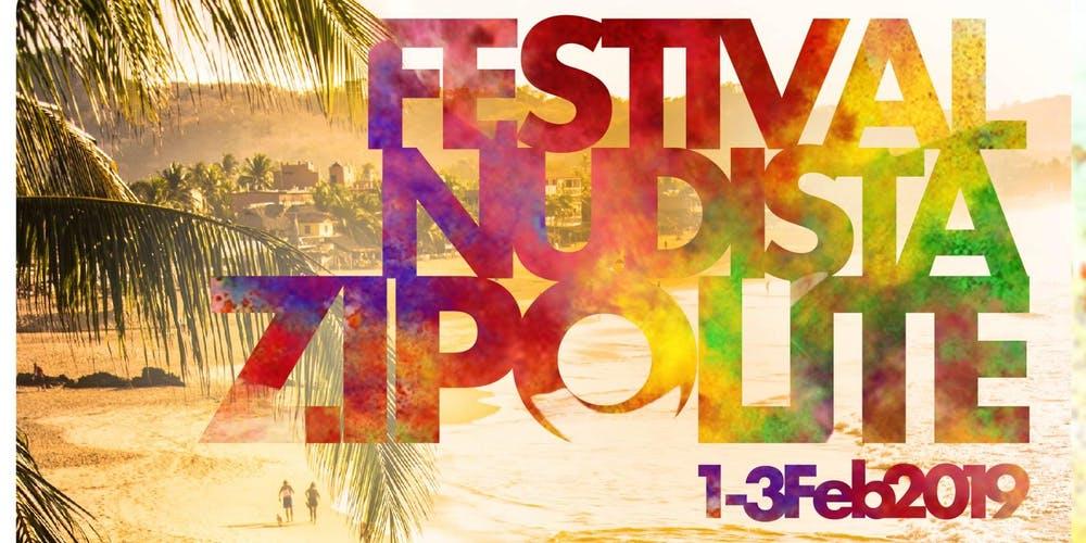 Preparan festival nudista en playas de Oaxaca