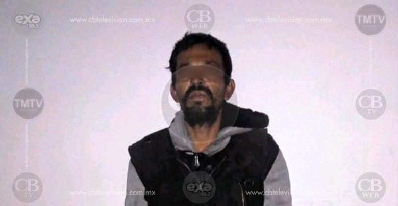Policías capturan a lavacoches por presunto robo en el centro de Morelia