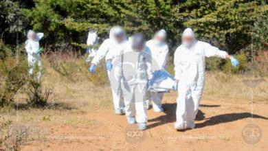 Encuentran a hombre baleado y en avanzado estado de descomposición en Tzitzio