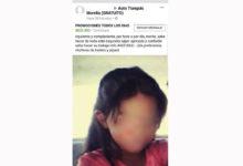 Rentan a niña con fines sexuales en grupo moreliano de Facebook