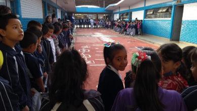 """Ignacio Campos Equihua está satisfecho con los resultados del proyecto """"Patios con intención pedagógica"""""""