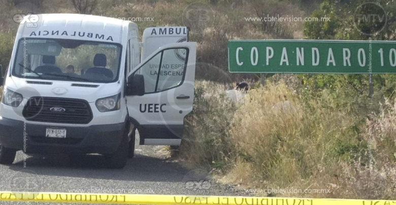 Detiene a sujeto por posible asesinato de la enfermera encontrada en carretera de Copandaro