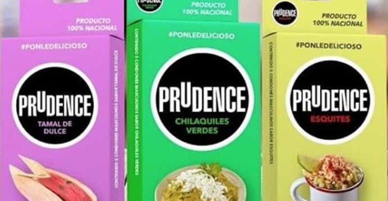 Mexicanos piden a Prudence condones sabor tacos al pastor y torta ahogada