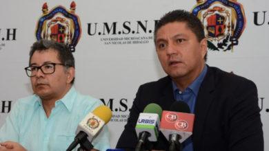 Raúl Cárdenas Navarro es el nuevo rector de la UMSNH
